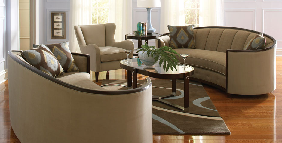 Schnadig Empire Collection Living Room Trend Home Design