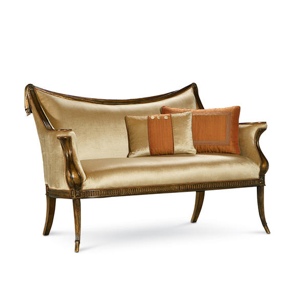 Compositions - Upholstery - Belina Settee - by Schnadig International