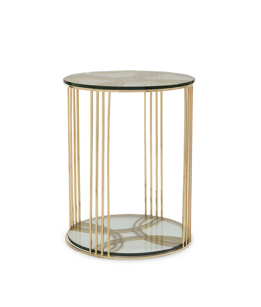 Compositions living everly chair by schnadig international - Compositions The Everly Everly Round Side Table By Schnadig
