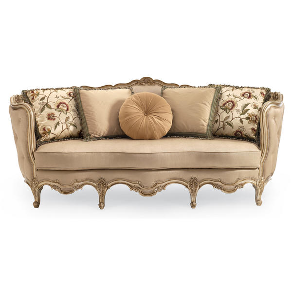 Compositions Florence Florence Carved Wood Sofa by  : a840 082 a from www.schnadig.com size 600 x 600 jpeg 35kB