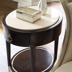 Everly Round Side Table