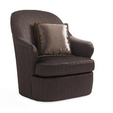 Mezzanotte Swivel Chair