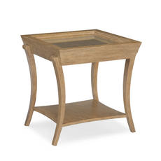 Wes End Table