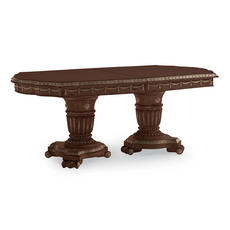 Empire II Double Pedestal Dining Table
